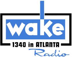 WAKE AM Atlanta 1958