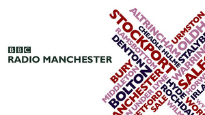 BBC Radio Manchester 2008