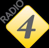 Radio 4 Nederland logo 2011