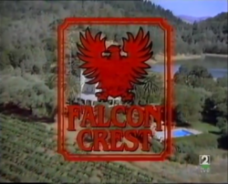 Falcon Crest Open From Season 5