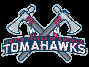 United States Tomahawks logo