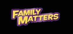 Family Matters DVD logo