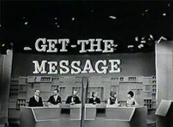 GetTheMessage
