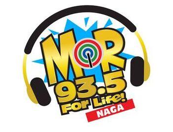 MOR 93.5 Naga new logo