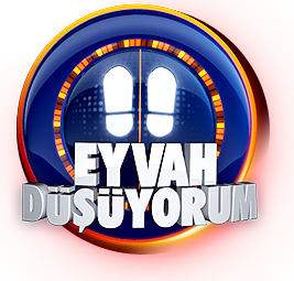 Eyvah Dusuyorum White Background Logo