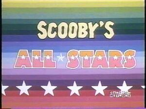 Scooby's All-Stars