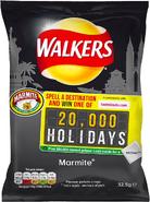WalkersCrispsPromotionalPack20000Holidays2016Marmite