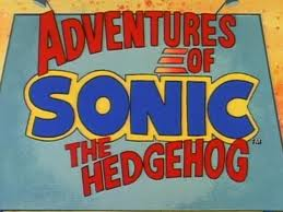 Adventures of sonic the hedgehog logo