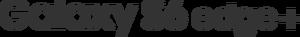 Galaxy-s6-edge logo black