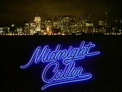 Midnight caller a