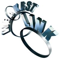 The Weakest Link 2001 logo small