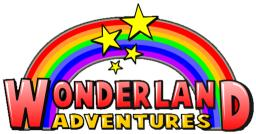 Wonderland adventures logo