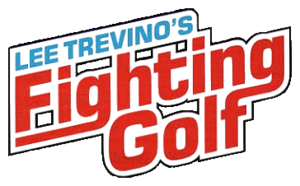 Lee Trevino s Fighting Golf Logo