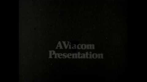 """Viacom 'V of Doom"""" Ultra Dark Variant (1976) (RECREATION)"""