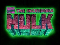 22 1996 The Incredible Hulk Season 1 Title