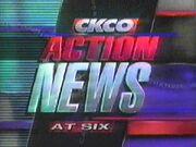 CKCO Action News 1996