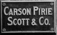 CarsonPirieScottandCoSign