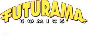 Futurama comics logo