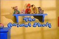 The Animal Shelf Logo