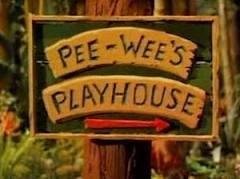 Pee wees playhouse logo