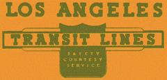LA Transit Lines