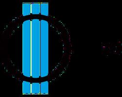 M3D logo 2012