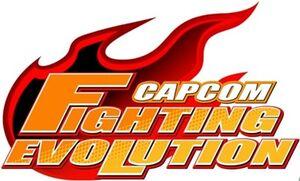Capcom-Fighting-Evolution-Logo