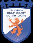 Florida Gulf Coast Dutch Lions FC logo