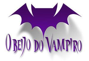 O-Beijo-do-Vampiro logo