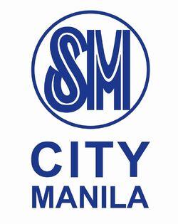 SM City Manila logo 2011