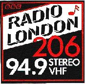 BBC R London 1983