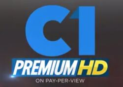 Cinema One Premium HD logo