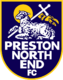 Preston North End FC logo (1996-1998)