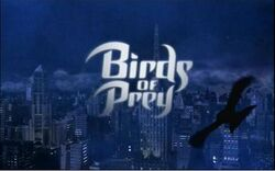 Birds of Prey (TV series)