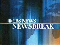CBS Newsbreak 2000