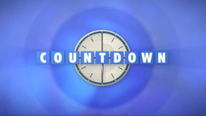 Countdown 2009 Full Screen Logo