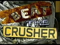 Beat the Crusher Logo