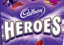 Cadbury Heroes logo