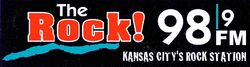 KQRC 98.9 The Rock
