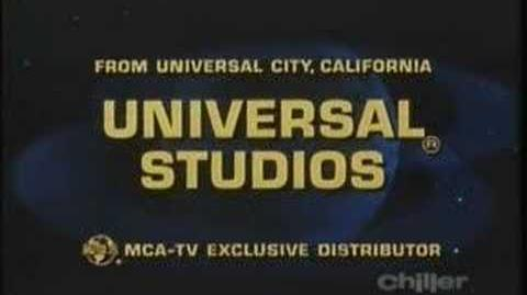 Universal Television Logo (1972-D)
