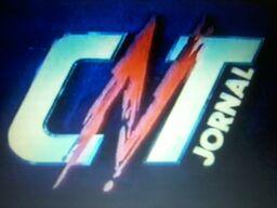 Logotipo do CNT Jornal - 1993