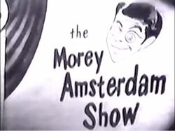 The Morey Amsterdam Show