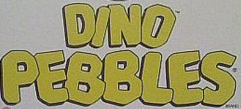 Dino Pebbles logo