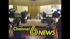WBRC-TV's Channel 6 News at 5 video opening from 1982