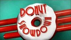 Donut Showdown 2015