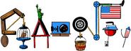 Google Independence Day - Rube Goldberg's Birthday