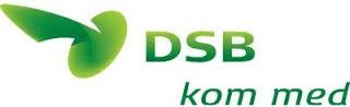 DSB - Danske Statsbaner A-S Logo (2008.11.24)