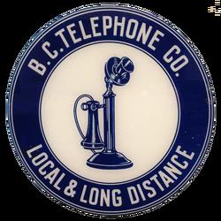 Old BC Tel logo