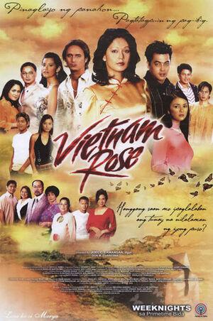 Vietnam roe poster