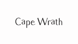 Cape Wrath title card